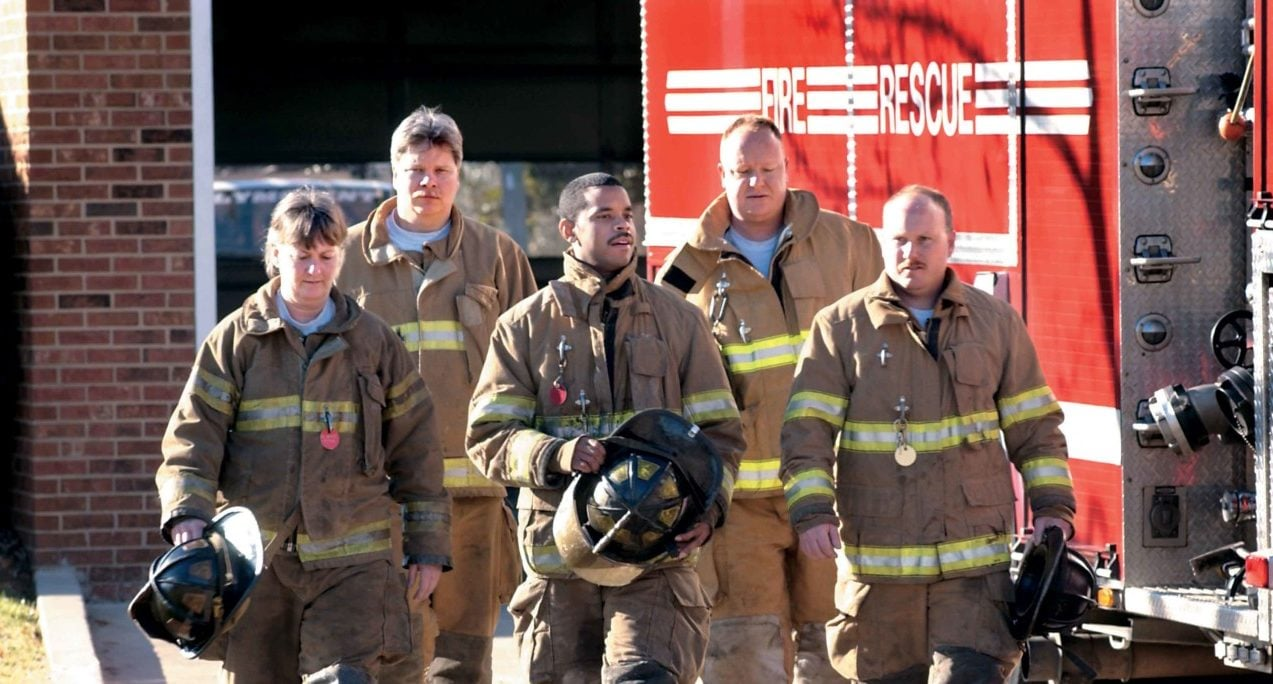 Volunteer firefighters sought across New York