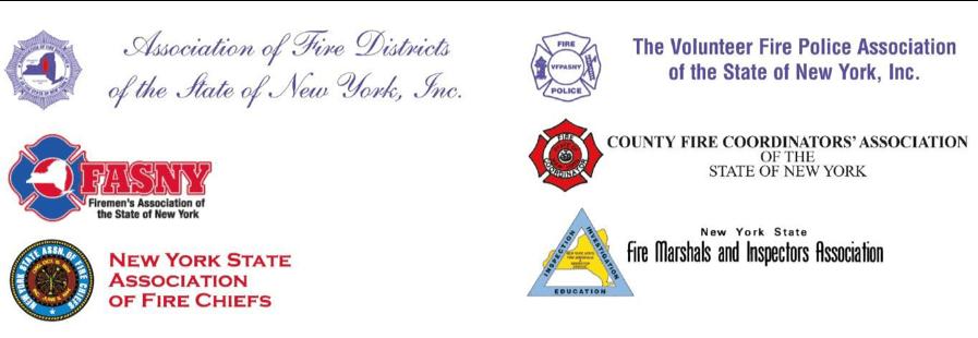 Fire Associations Letter Logos