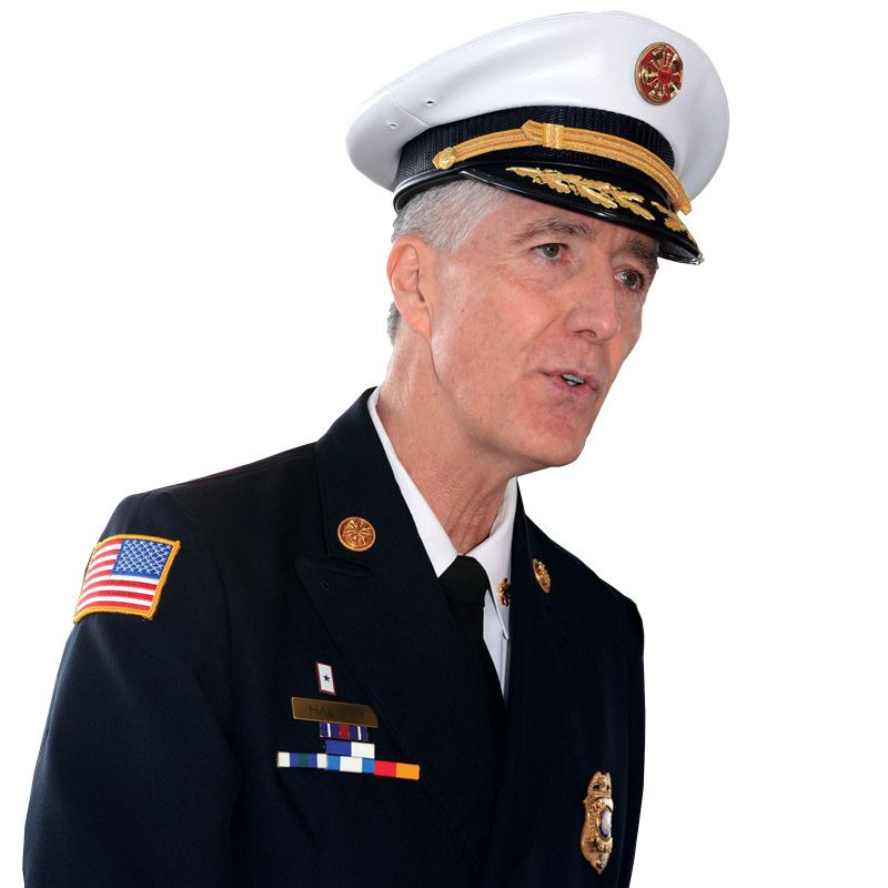 Chief Bobby Halton