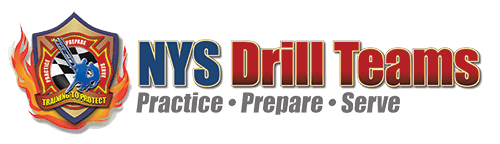 NYS Drill Teams Logo