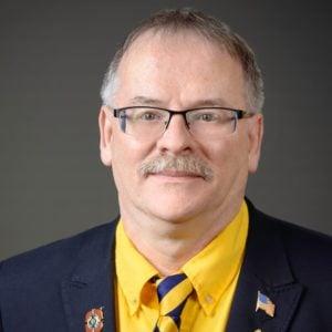 Dennis E. Eickhoff Headshot